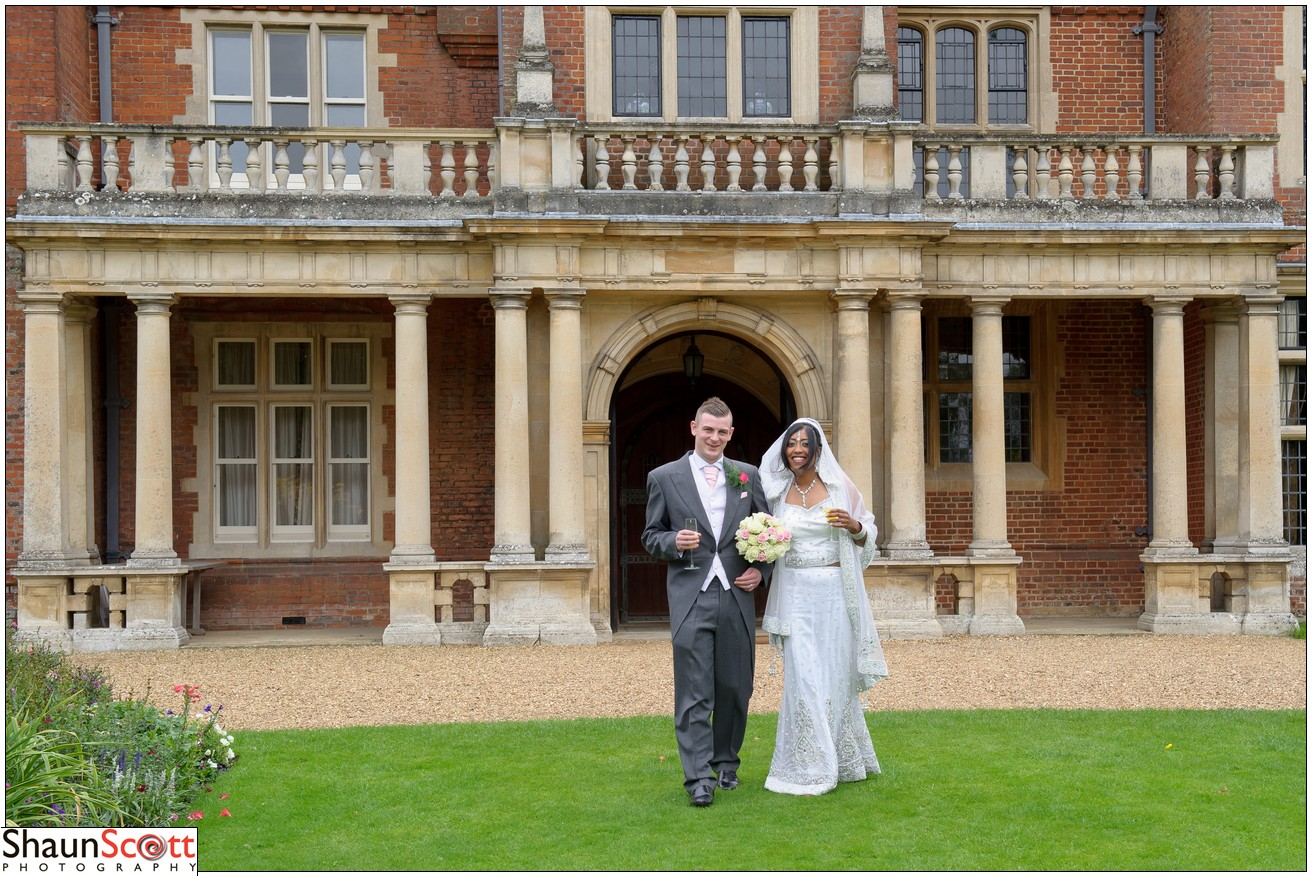 Longstowe Hall Wedding Photography