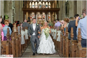 St Mary's Church Mildenhall Wedding Photography