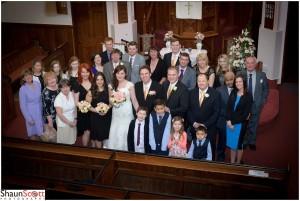 Thetford Methodist Church Wedding Photography
