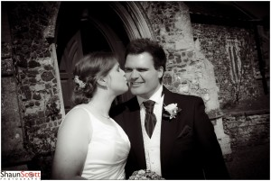 St Edmunds Church Downham Market Wedding Photography