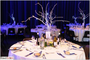 Christmas Party Event Photography, The Venue