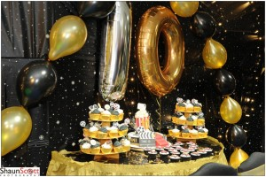Kids Birthday Party Hollywood Theme
