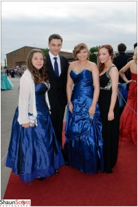 Red Carpet Prom Photography