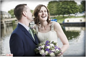 Wedding Photography Bride & Groom By Shaun Scott