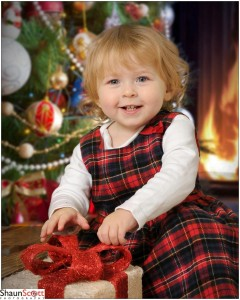 Christmas Portraits By Shaun Scott