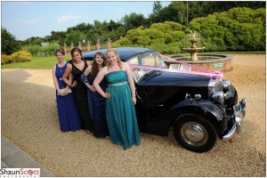 Prom Photography Arrival By Shaun Scott