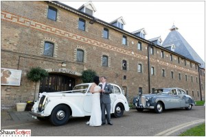 The Maltings Ely Wedding Photography Cars