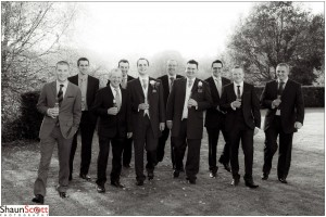 Wedding Photography, The Boys