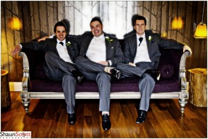 Huntingdon Wedding Photography, The Grooms Men