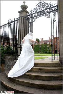 Cambridge Wedding Photography, The Bride