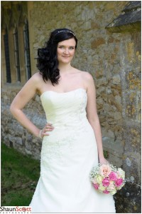 Ely Wedding Photography, The Bride