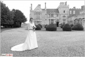 Longstowe Hall Wedding Photography, The Bride