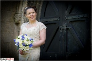 Sutton Church Wedding Photography, The Bride