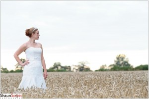 Red Barn Wedding Photography, The Bride