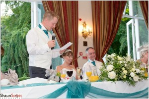 Wedding Photography The Speeches