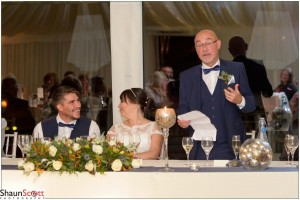 The Old Hall Wedding Photography The Speeches