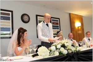 Cambridge Wedding Photography The Speeches