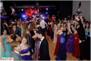 School Prom Roaming Photography